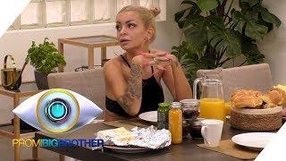 Pussy-Party: Katja über das Creepy Frühstück | Tag 13 | Promi Big Brother 2018  | SAT.1