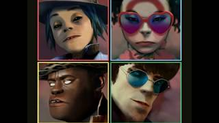 Gorillaz - She's My Collar (playing from another room)