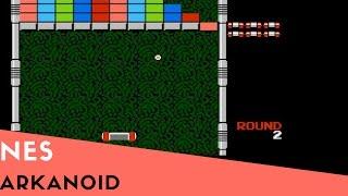 NES Longplay #24: Arkanoid