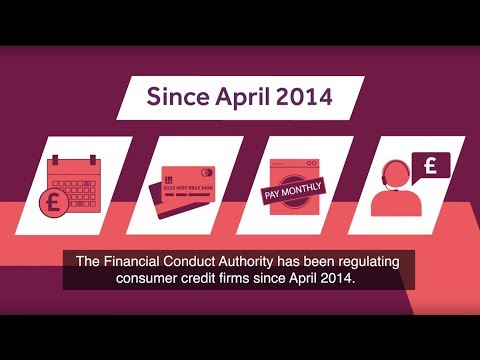 Consumer Credit: 4 years of FCA regulation