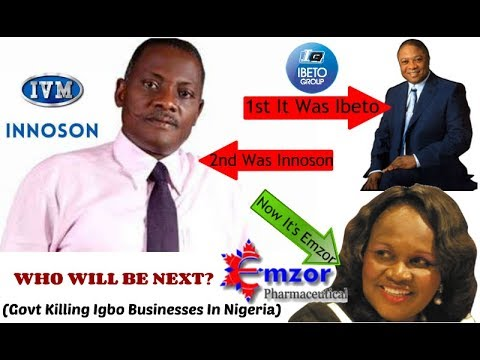 Innoson Tour: Dilemma Of Igbo Businesses In Nigeria - ECOSEA