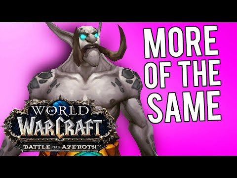 BFA Classes With LEAST Changes! - World of Warcraft: Battle For Azeroth (BETA)