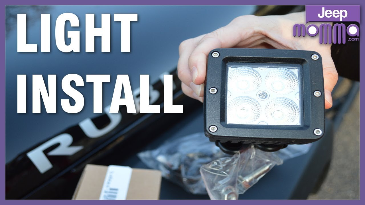 Raxiom 3 led lights how to install on my 2015 jeep wrangler rubicon raxiom 3 led lights how to install on my 2015 jeep wrangler rubicon swarovskicordoba Images