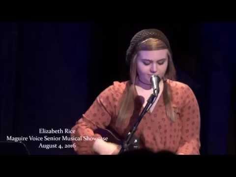 Elizabeth Rice  Skinny Love by Bon Iver