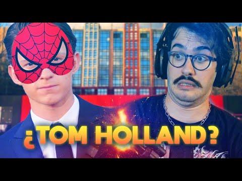 EL DÍA QUE CONOCÍ A TOM HOLLAND