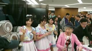 20170429 AKB48 チーム8 ファンミーティング in Hong Kong 岡部麟 小栗...