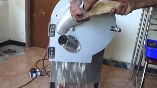 Maravalli,Kappa , Kutchi chips cutting machine