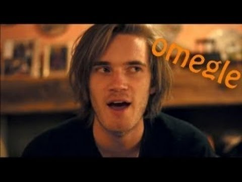OMEGLE FUNNY REACTIONS [Fridays With PewDiePie #59 VOSTFR]