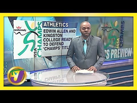 KC & Edwin Allen to Defend Champs Title   Holmwood Discus Thrower Poised for Record - May 10 2021
