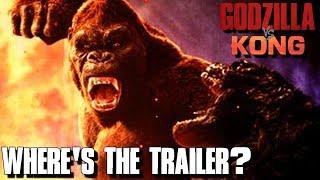 When Will We Get The Godzilla Vs Kong Trailer?