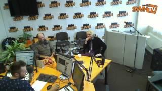 Kārlis Bardelis un Gints Barkovskis viesojas Radio SWH