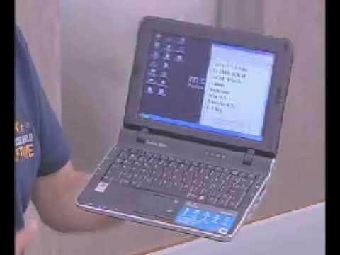 """Netbook Mobo Via C7-M 512Mb, 4GB, Linux, Webcam e Tela 8,9"""" M890- Positivo"""