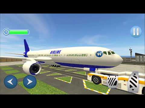 Airplane Mechanic Aviation Workshop | Android Gameplay (Cartoon Games Network)