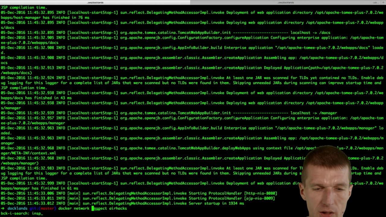 HTTP Load Balancing With Docker and nginx