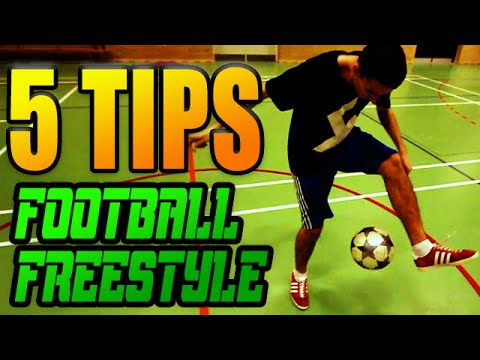 5 Tips to Improve Long Combos! with Djota | Football Freestyle
