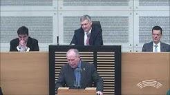 Josef Dörr, 15.01.2020: 100 Jahre Saarland