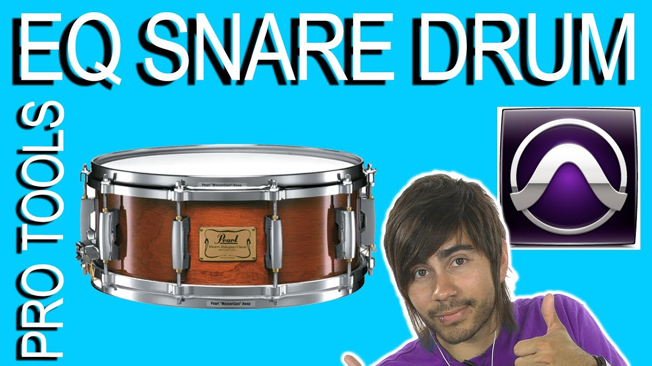 eq snare drum pro tools 9 youtube. Black Bedroom Furniture Sets. Home Design Ideas