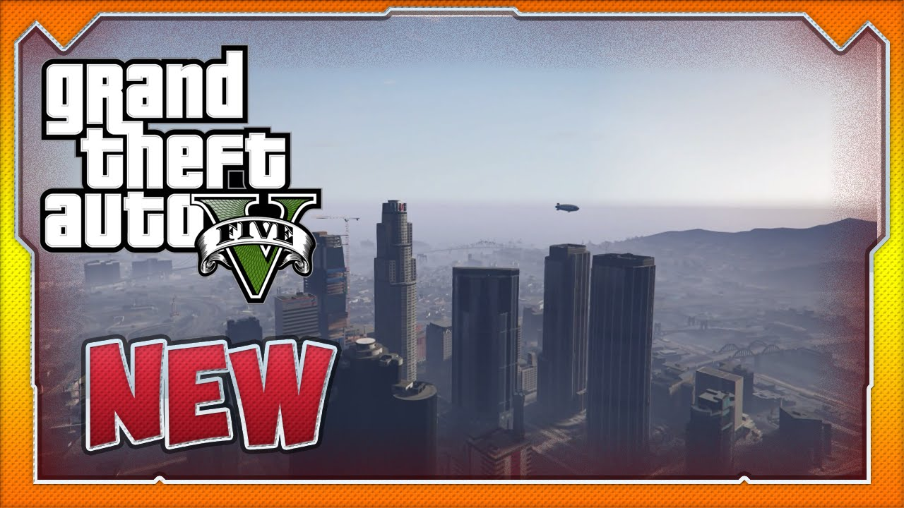 Gta 5 Ps4 Xbox One Flying In First Person Gta 5 Next