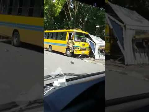 Accidents in Barbados