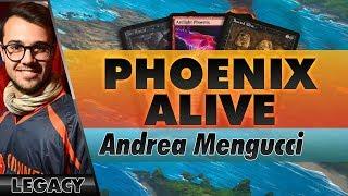 Phoenix Alive - Legacy   Channel Mengucci