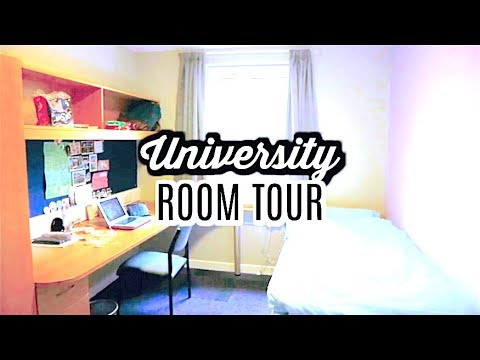College Room Tour   University of Sheffield