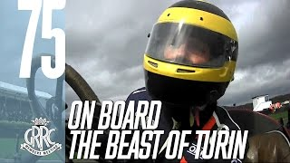 The ride of a lifetime in The Beast of Turin