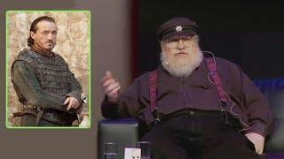George RR Martin on the Development of Bronn
