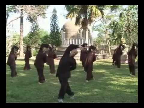 QI - GONG / Khí Công Phật Gia - Thích Trung Đạo (1_4).mp4