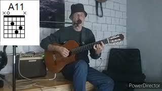 Closing Time Tom Waits Guitar Cover with chords