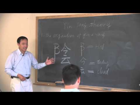 Yin Yang Theory Part 1 by Dr  Wu, Chinese Medicine School, AOMA Austin 1080p || yoga