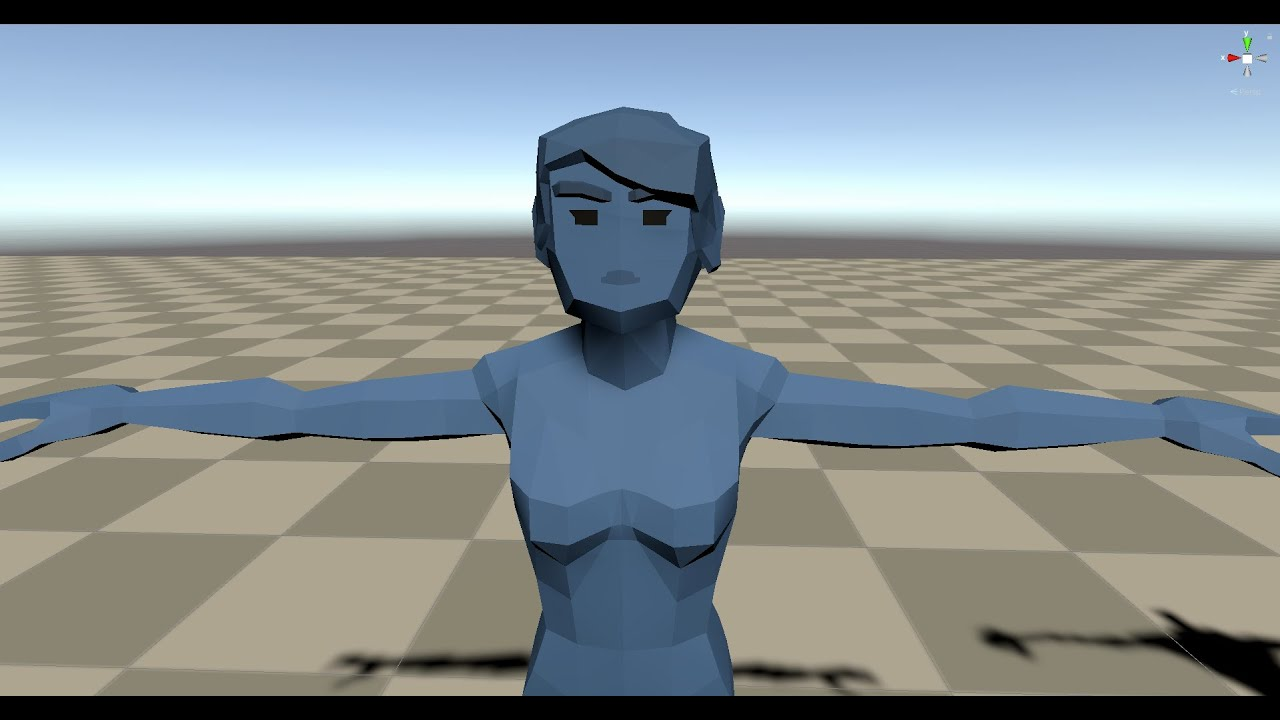 Third person character controller - Synty assets + Cinemachine