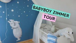 BABYBOY ROOM TOUR // TIPPS FÜR GÜNSTIGE BABY EINRICHTUNG