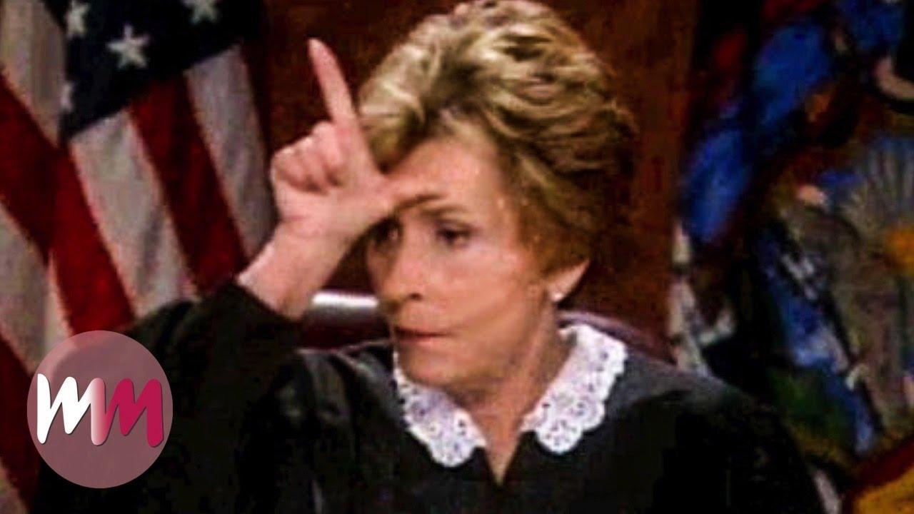 top 10 best judge judy moments