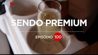 EXECUTIVA E PRIMEIRA CLASSE NA EMIRATES EP #100 ESPECIAL