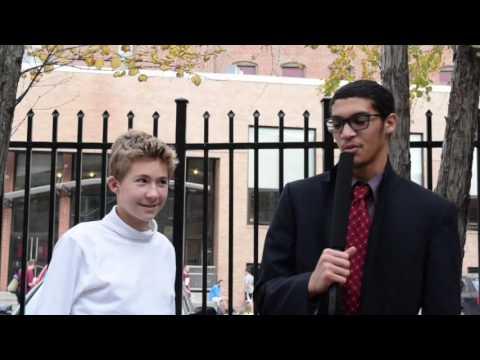 Prep Man on the Street Interview