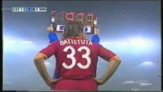Gabriel Batistuta | Roma | 2002/2003 Highlights