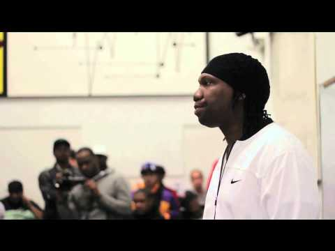 KRS-ONE: Part 2: 40 Years of Hip Hop History at Fresno State: