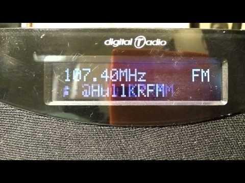 Hull Kingston Radio RDS Radiotext #2