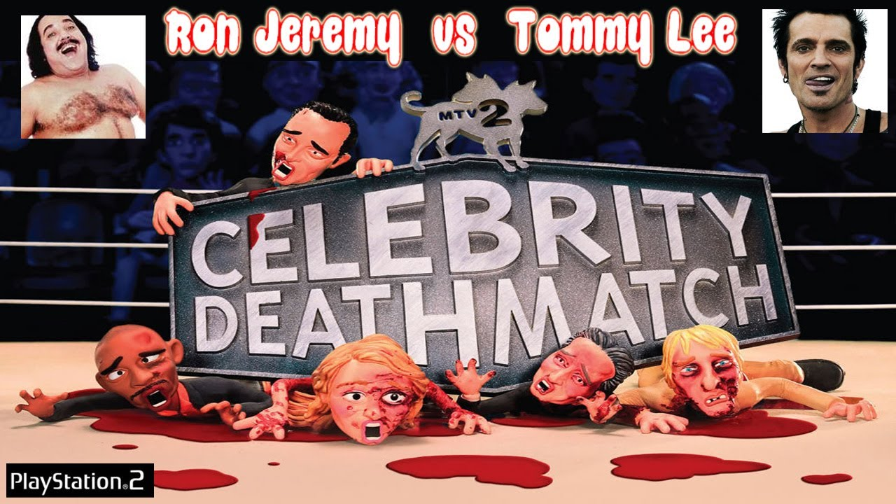 MTV Celebrity Deathmatch (USA) ISO < PS2 ISOs - emuparadise.me