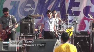 Tipe-X - Mawar Hitam, Live at Gekaes XVI SMAN 1 Jepara