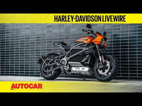 Harley-Davidson Livewire EV - the most radical Harley yet | First Ride Review | Autocar India