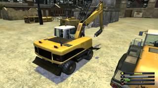 Demolition Company The freight yard Scenario