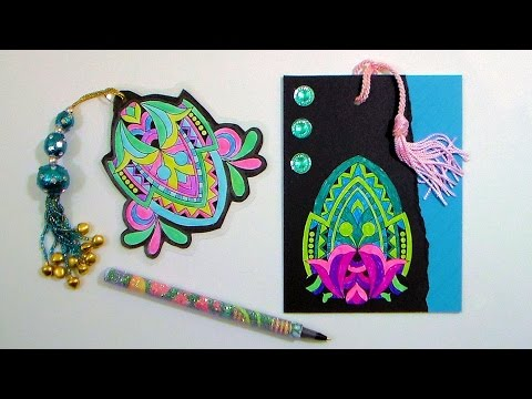 cool-projects-from-coloring-book-pages-and-giveaway
