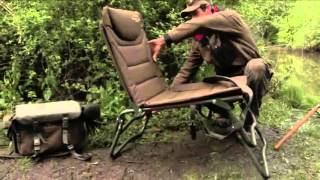Fox Specialist Fishing Adjusta Level Chair- Overview