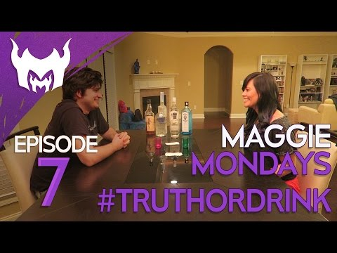 #TRUTHorDRINK [Warning: Sexual Content] - Maggie Mondays Ep. 7