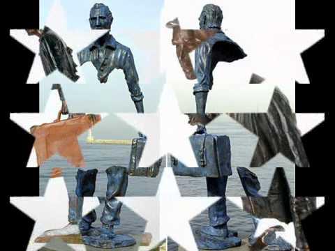Bruno Catalano's Missing Pieces Sculptures