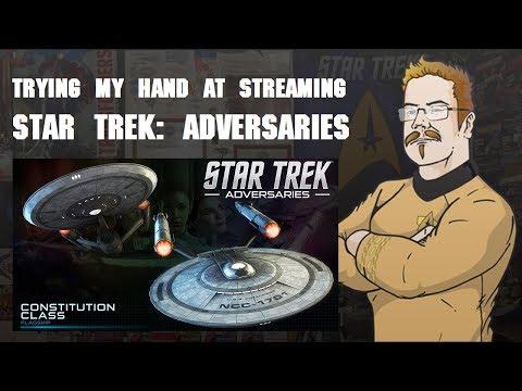 Captain Foley Streams Star Trek: Adversaries
