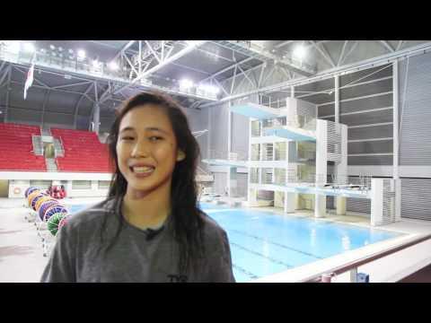 Team Singapore Diver: Fong Kay Yian