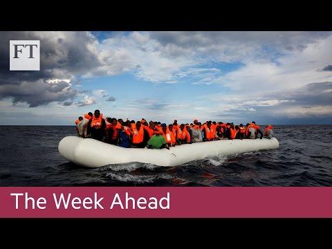 Europe's migrant crisis, Japan's economic outlook | The Week Ahead