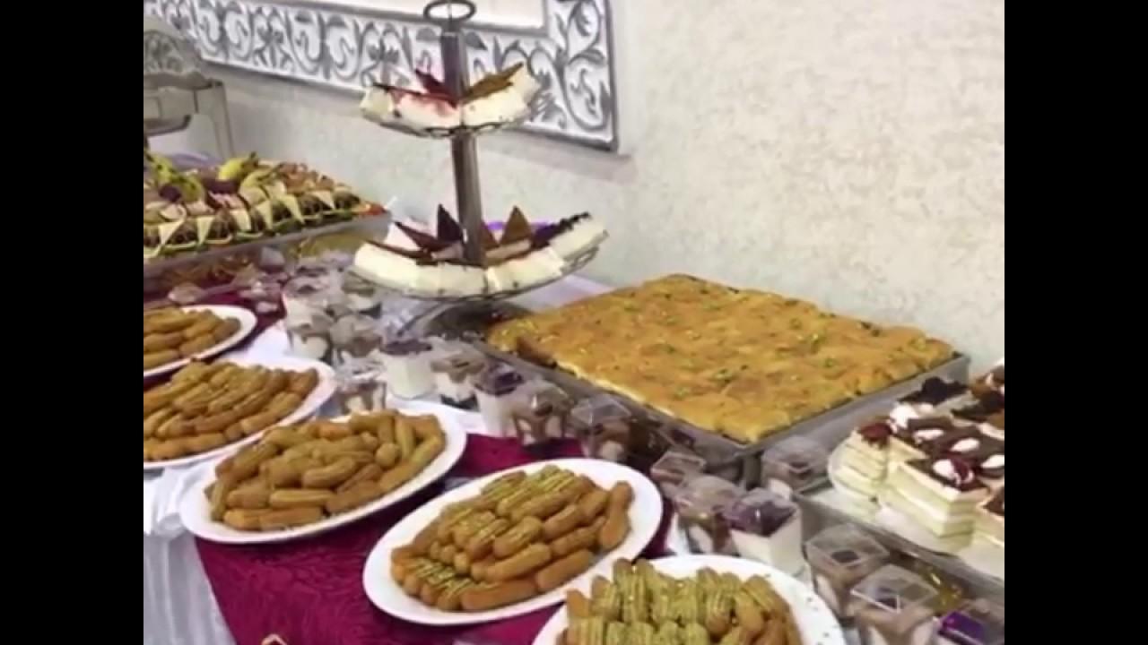 بوفيهات مطعم اهلا وسهلا بالطائف Youtube